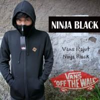 Jaket Ninja Black
