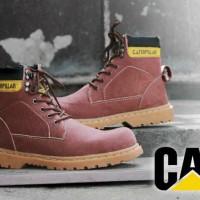 Sepatu Boots Pria CAT 41