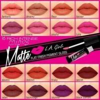 L.A. Girl - Matte Flat Finish Pigment Gloss