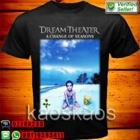 harga Kaos Dream Theater A Change Of Seasons Tokopedia.com