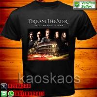 harga Kaos Dream Theater Dead End Road To Roma Tokopedia.com