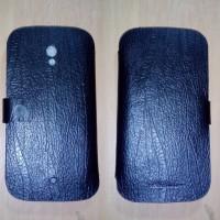 Sarung HP LEATHERCASE FLIPCASE kulit asli ZTE BLADE V3 BOLT ZTE V9820