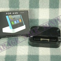 Docking Charger Iphone 4 / 4S