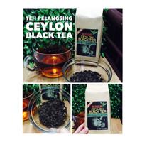 CEYLON BLACK TEA SRI LANKA original ( Teh Pelangsing cocok utk diet )