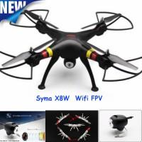 Syma X8W Wifi FPV RC Quadcopter Headless Mode RTF