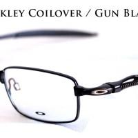 Frame Kacamata Eyeglass Oakley Coilover Gun Black