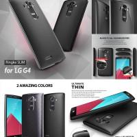 Rearth Ringke Slim Case LG G4 Hardcase Tipis Cangkang - Original