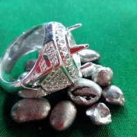Ikat emban cincin ALPAKA SUPER Grad A motif 02