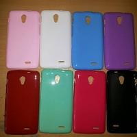Silikon Smartfren Andromax C3si ( Softcase, Kondom, Case, Cover )