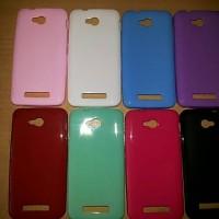 Silikon Smartfren Andromax C3s ( Softcase, Kondom, Case, Cover )