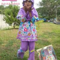Stelan muslim (celana) anak-Little Akhwat,KJ-AA-0482,uk.M (4-5 th)