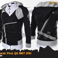 Anbu Suit Harakiri Jacket Hoodie (Jaket Anime Naruto - JA NRT 29)