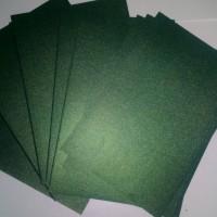 kertas jasmine hijau