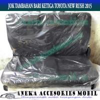 harga Jok Belakang (baris Ketiga) Tambahan Toyota New Rush 2015 Tokopedia.com