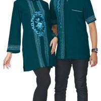 busana muslim couple/gamis seragam/ baju koko pasangan RGS16 & RGS15