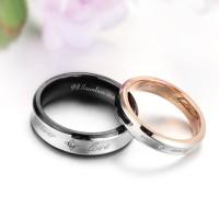 Cincin Couple Forever Love