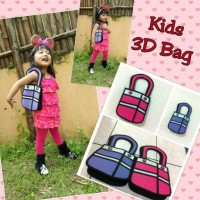 Jual SALE!!! Kids Cartoon 3D Bag IMPORT Murah