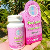 GLUTA SUPER WHITE / BY LOVEABLE 30000 MG ORIGINAL