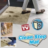 [As Seen On TV] QUINCYLABEL CLEAN STEP MAT- KESET DAYA SERAP TINGGI