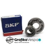 harga Skf Set Bearing Kruk As / Kransap Vespa Px Excel (2 Bearing) Tokopedia.com