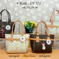 harga LV572 Tas Wanita Chanel, Gues, Dior, LV, Tods, Prada, MK, Valentino Tokopedia.com