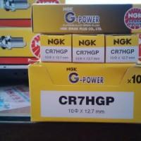 Busi NGK RACING G POWER CR7HGP
