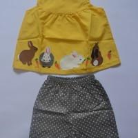 Setalan baju dan celana anak cewek (good quality)