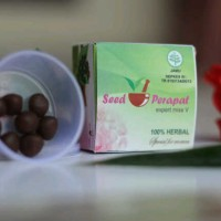 Seed Perapat / Herbal Miss V (Isi 4 Seed)