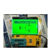 harga Esr Meter-chip Atmega328,versi Terbaru,lcr,transistor,mosfet Dll Tokopedia.com