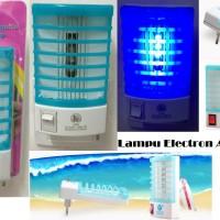 Lampu Electron Pengusir Nyamuk