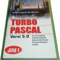 Teori Dan Aplikasi Program Komputer Bahasa Turbo Pascal Jilid 1(Ed II)
