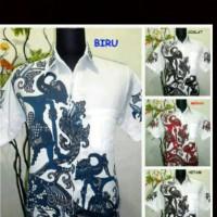 Kemeja Hem Batik Wayang Werkudara