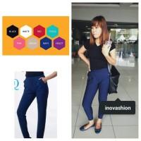 COTTON PANTS (celana katun wanita murah)