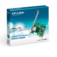 Lan Card Gigabit PCI Express Tplink 10/100/1000Mbps TG-3468
