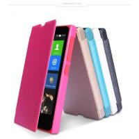 Casing Nillkin Sparkle Flipcover Flipcase Leathercase Case Nokia X