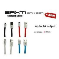 harga Cable Zaxti Flat Colour Gen 6th Pass 2a Tokopedia.com