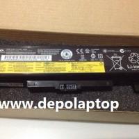 Baterai Original Laptop LENOVO G480 G400 ThinkPad Edge E430 E530