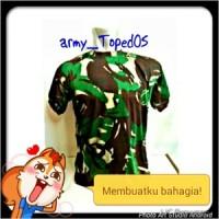 harga Kaos Loreng Army Tni Tokopedia.com