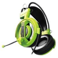E-Blue Cobra Green Stereo Gaming Headset Hijau