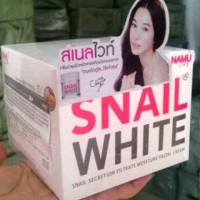 Cream Snail White Original Thailand