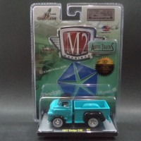 M2 AUTO TRUCKS in BLISTER 1957 DODGE COE