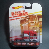 HW RETRO BJ and the BEAR THUNDER ROLLER