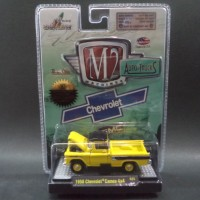 M2 AUTO TRUCKS in BLISTER 1958 CHEVROLET CAMEO