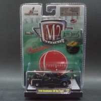 M2 AUTO TRUCKS in BLISTER 1949 STUDEBAKER 2R TOE T