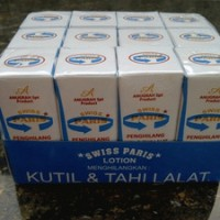 Swiss Paris Lotion Penghilang Tahi Lalat dan Kutil