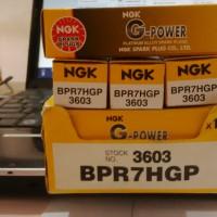 Busi NGK RACING G POWER BR7H
