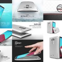Verus Crystal Light Case LG G4 TPU Softcase Original