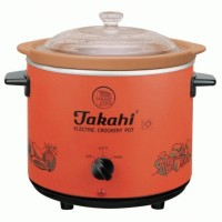 TAKAHI Electric Crockery Pot 1,2 L / Takahi Slow Cooking Electric
