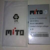 BATERAI MITO T500 ORI