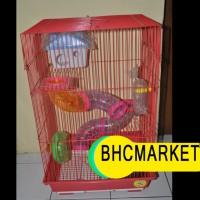 harga Kandang Hamster S03# Tokopedia.com